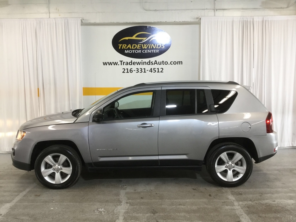 2017 JEEP COMPASS SPORT for sale at Tradewinds Motor Center