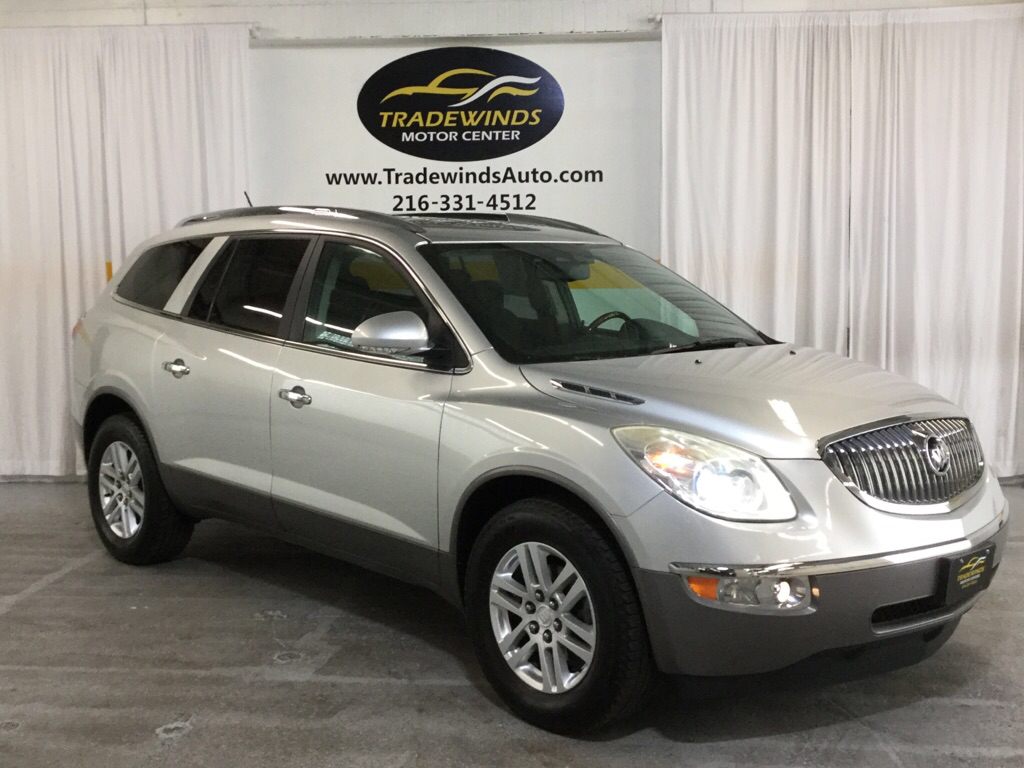 2012 BUICK ENCLAVE CONVENIENCE for sale at Tradewinds Motor Center