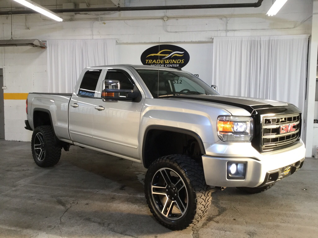 2014 GMC SIERRA 1500 SLE LIFTED for sale at Tradewinds Motor Center