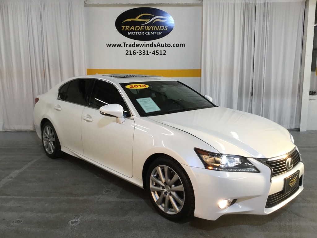 2013 LEXUS GS 350 for sale at Tradewinds Motor Center