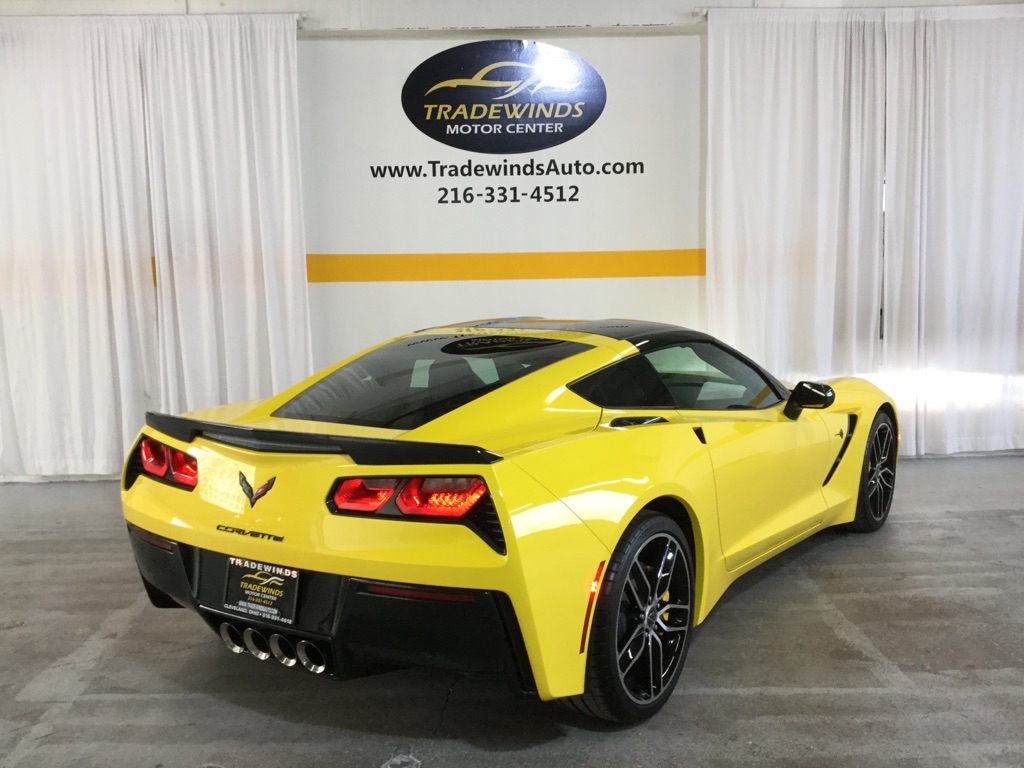 2017 CHEVROLET CORVETTE STINGRAY for sale at Tradewinds Motor Center
