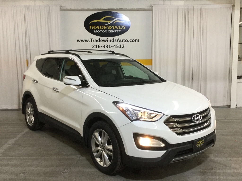 2013 HYUNDAI SANTA FE SPORT  for sale at Tradewinds Motor Center