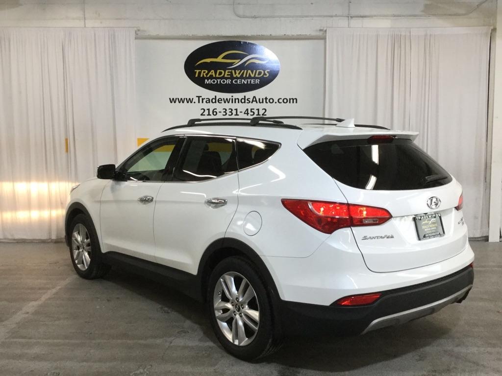 2013 HYUNDAI SANTA FE SPORT  for sale at Tradewinds Motor Center
