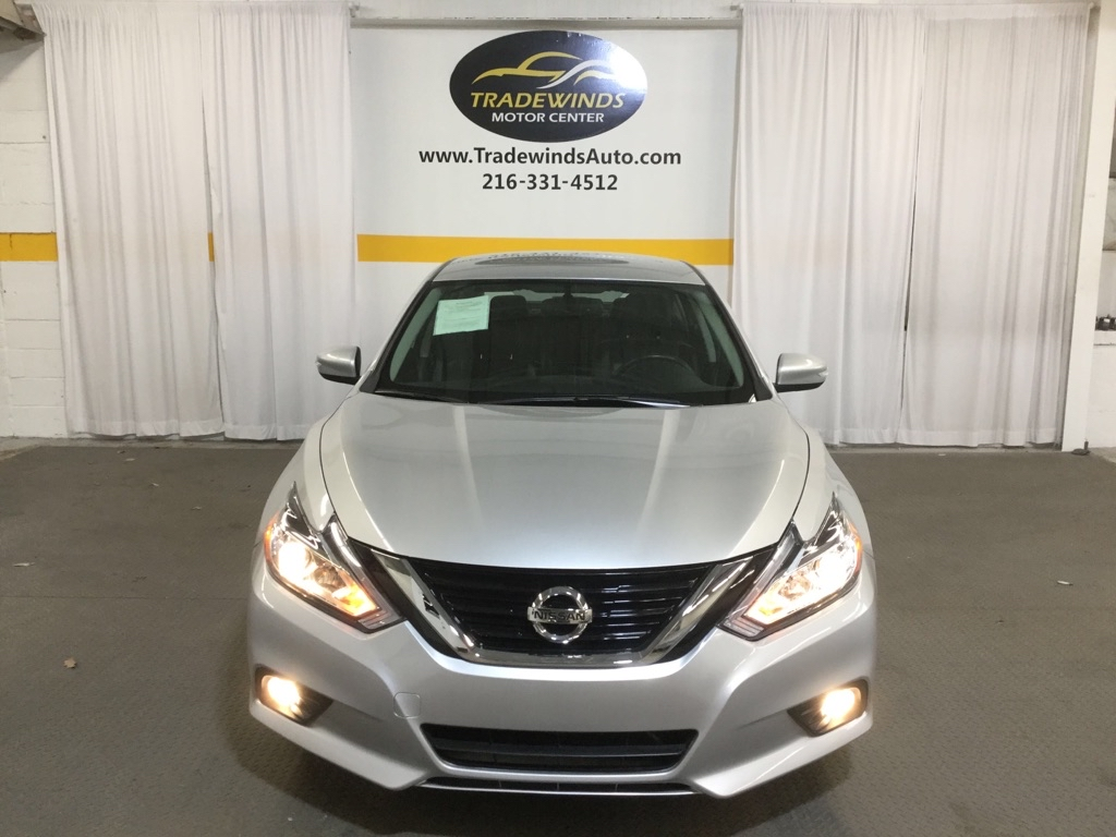2018 NISSAN ALTIMA 2.5 SL for sale at Tradewinds Motor Center