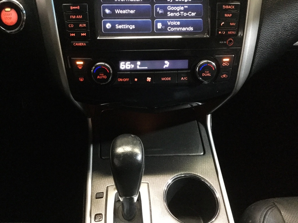 2013 NISSAN ALTIMA 3.5 SL for sale at Tradewinds Motor Center