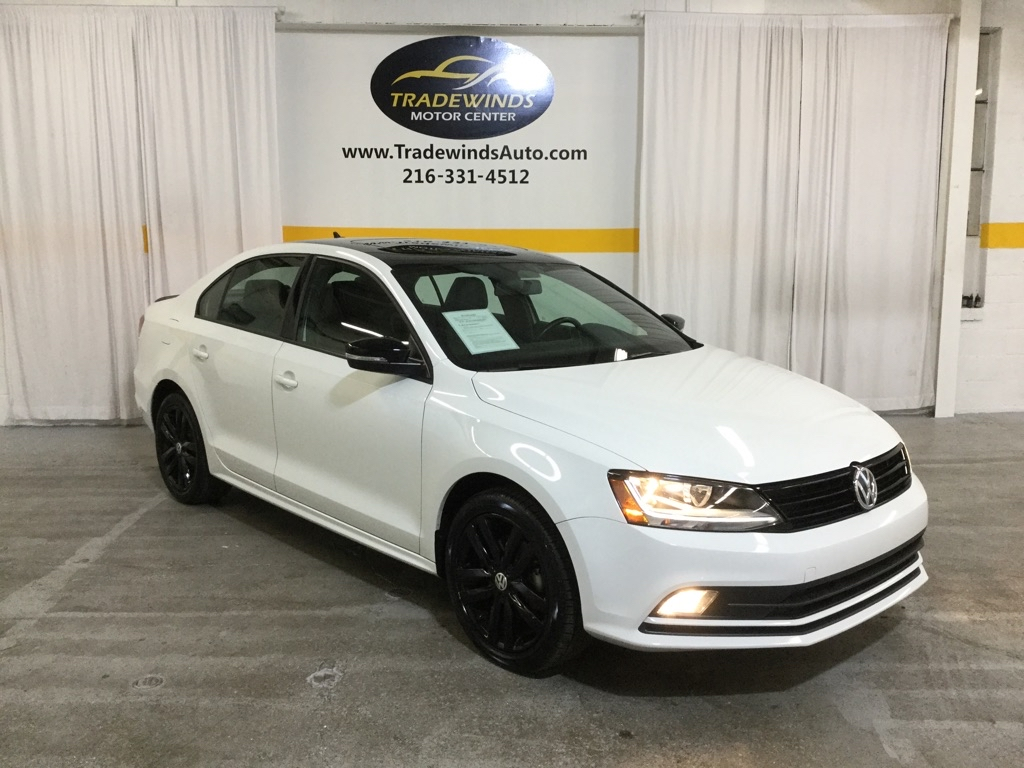 2018 VOLKSWAGEN JETTA SPORT for sale at Tradewinds Motor Center