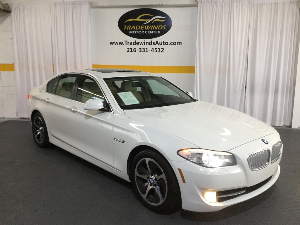 2012 BMW 535 I for sale at Tradewinds Motor Center