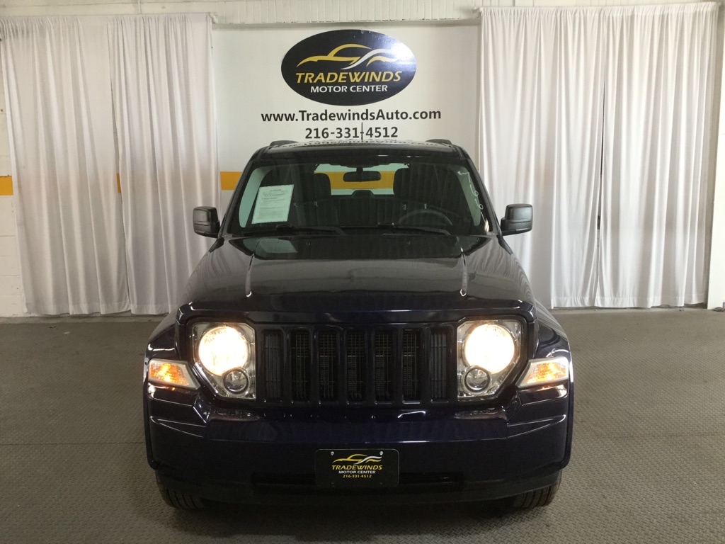 2012 JEEP LIBERTY SPORT for sale at Tradewinds Motor Center