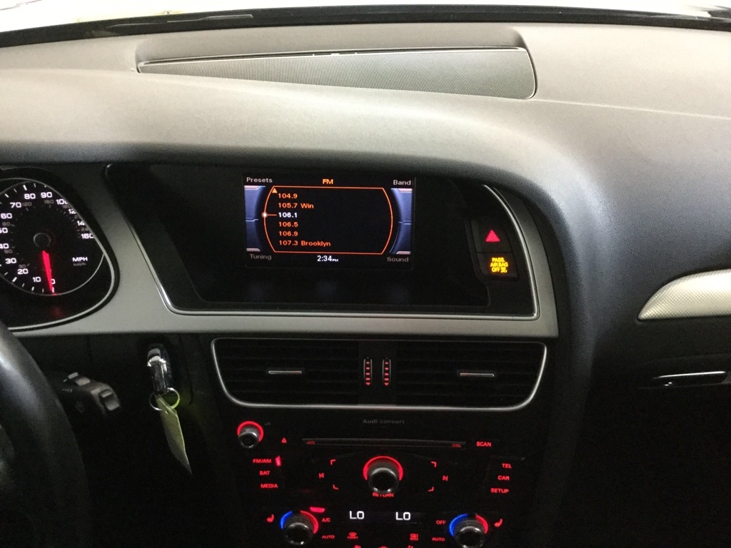 2015 AUDI A4 PREMIUM for sale at Tradewinds Motor Center