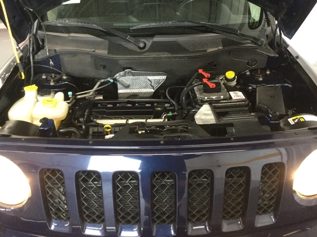 2015 JEEP PATRIOT LATITUDE for sale at Tradewinds Motor Center
