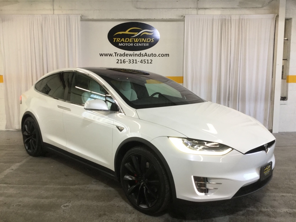 2019 TESLA MODEL X P100D LUDICROUS for sale at Tradewinds Motor Center