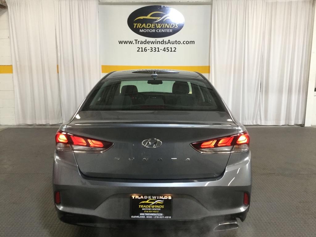 2019 HYUNDAI SONATA SEL for sale at Tradewinds Motor Center