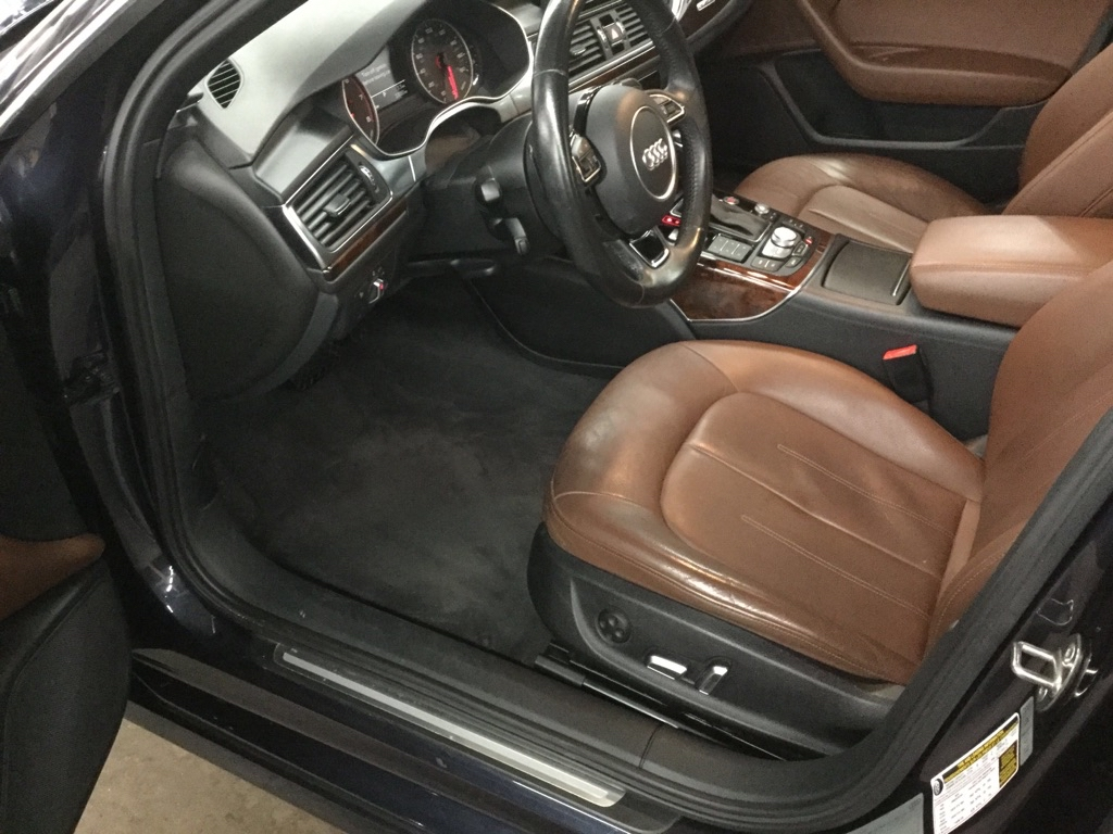2016 AUDI A6 PREMIUM for sale at Tradewinds Motor Center