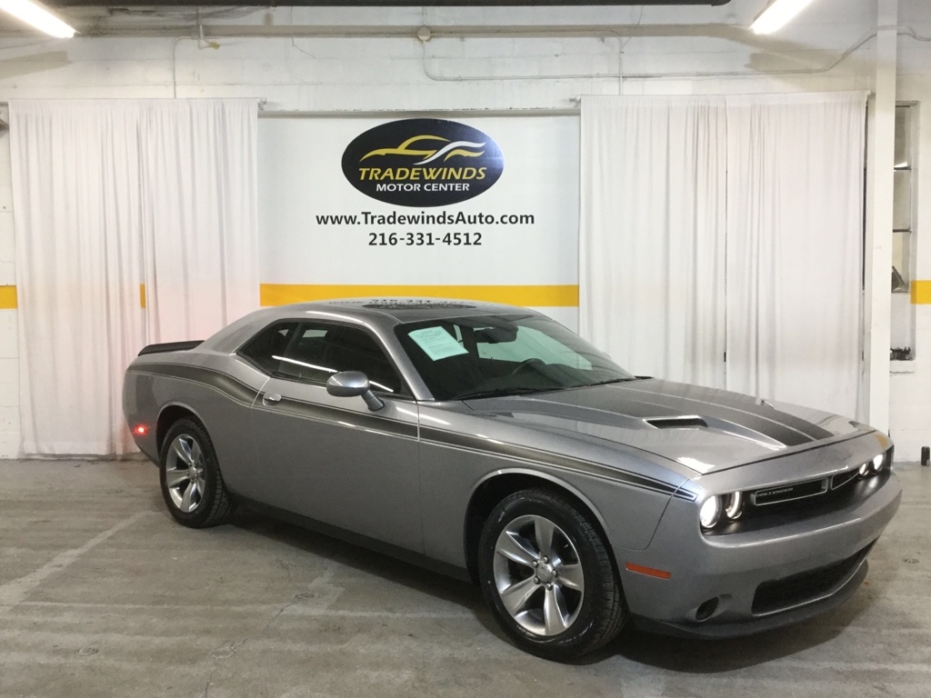 2016 DODGE CHALLENGER SXT for sale at Tradewinds Motor Center