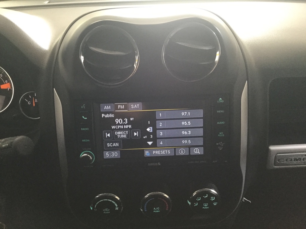 2016 JEEP COMPASS  HIGH LATITUDE for sale at Tradewinds Motor Center