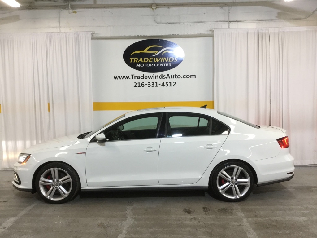 2016 VOLKSWAGEN JETTA GLI SEL for sale at Tradewinds Motor Center