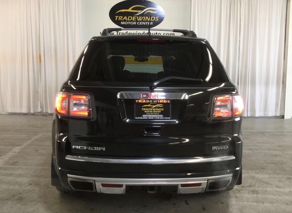 2013 GMC ACADIA DENALI for sale at Tradewinds Motor Center