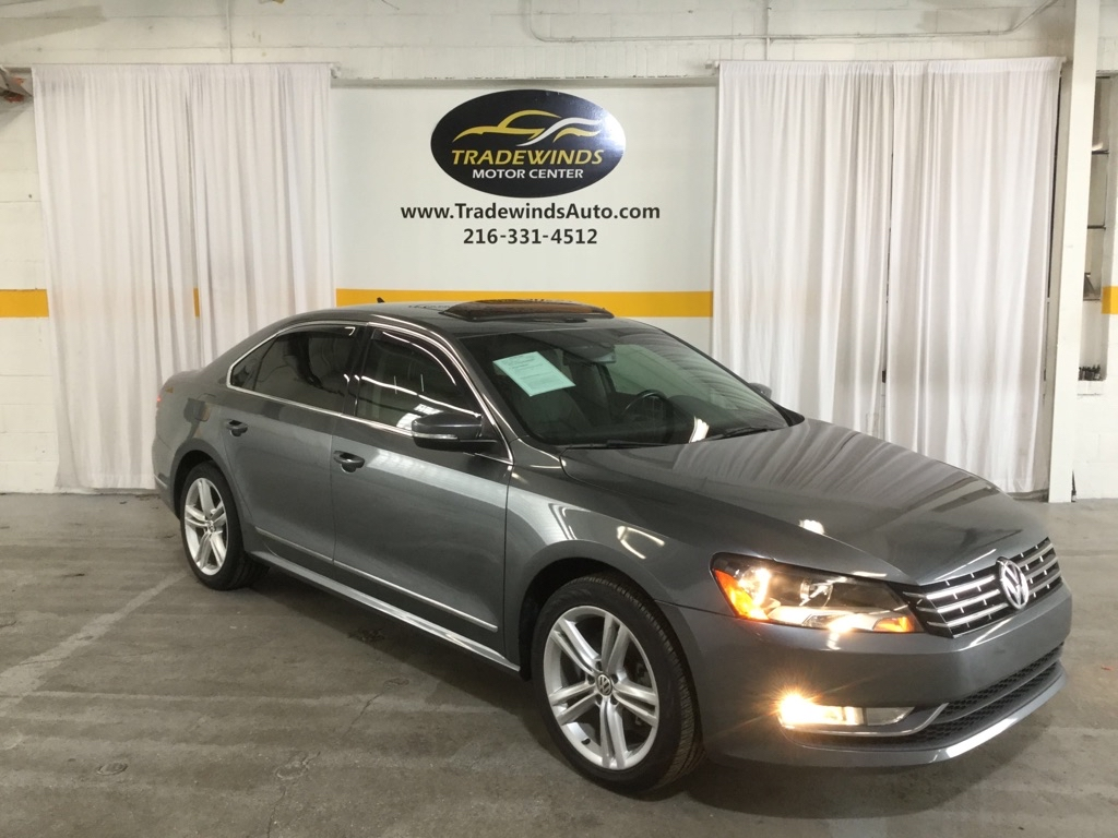 2014 VOLKSWAGEN PASSAT SEL PREMUIM for sale at Tradewinds Motor Center