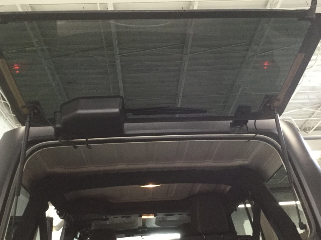 2015 JEEP WRANGLER UNLIMI SAHARA for sale at Tradewinds Motor Center