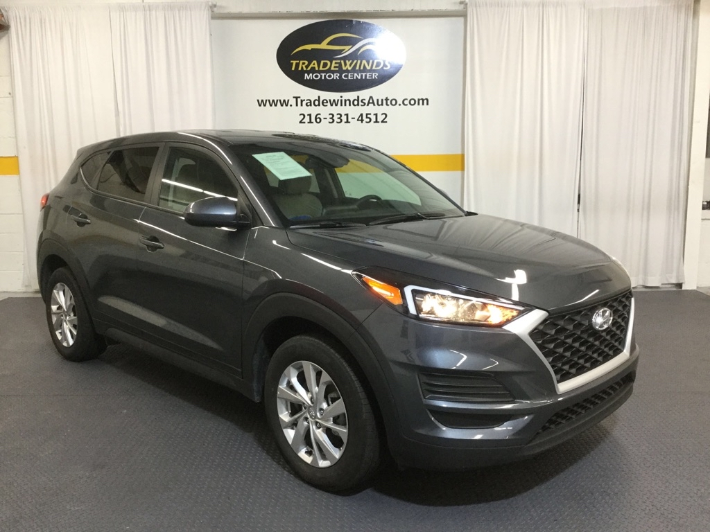 2019 HYUNDAI TUCSON SE for sale at Tradewinds Motor Center