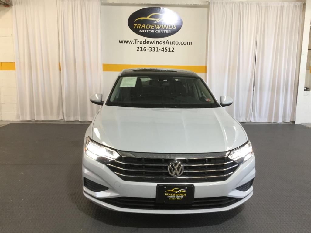 2019 VOLKSWAGEN JETTA SE for sale at Tradewinds Motor Center