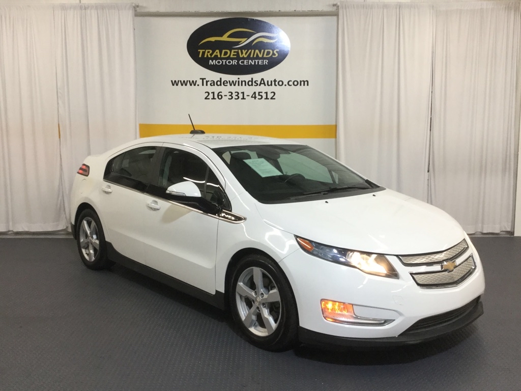 2015 CHEVROLET VOLT  for sale at Tradewinds Motor Center