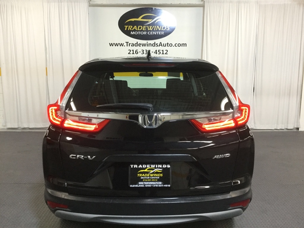 2017 HONDA CR-V LX for sale at Tradewinds Motor Center