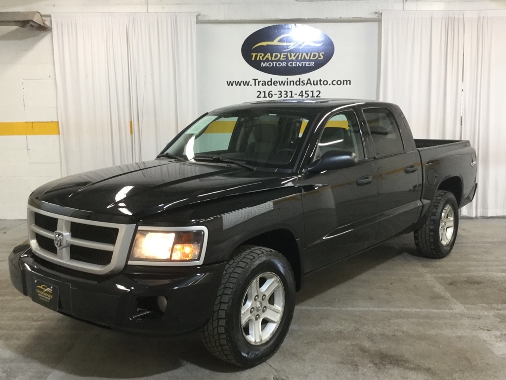 2010 DODGE DAKOTA BIGHORN for sale at Tradewinds Motor Center