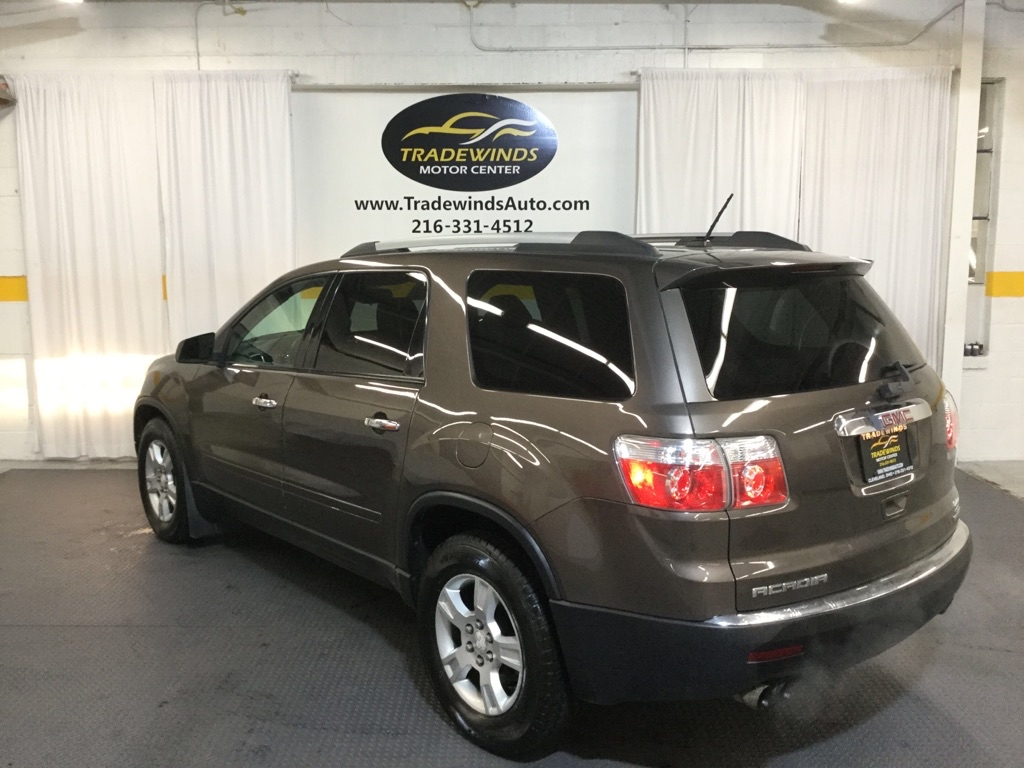 2012 GMC ACADIA SLE for sale at Tradewinds Motor Center
