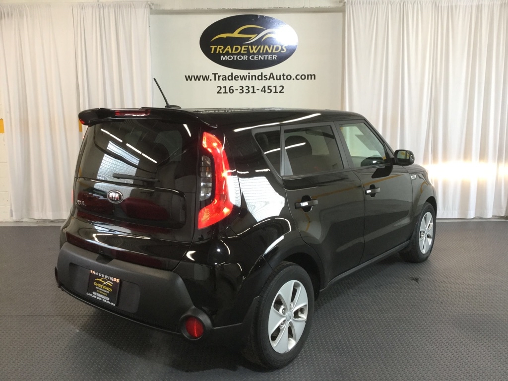 2016 KIA SOUL  for sale at Tradewinds Motor Center