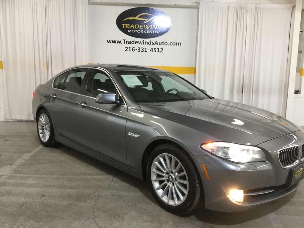 2011 BMW 535 I for sale at Tradewinds Motor Center