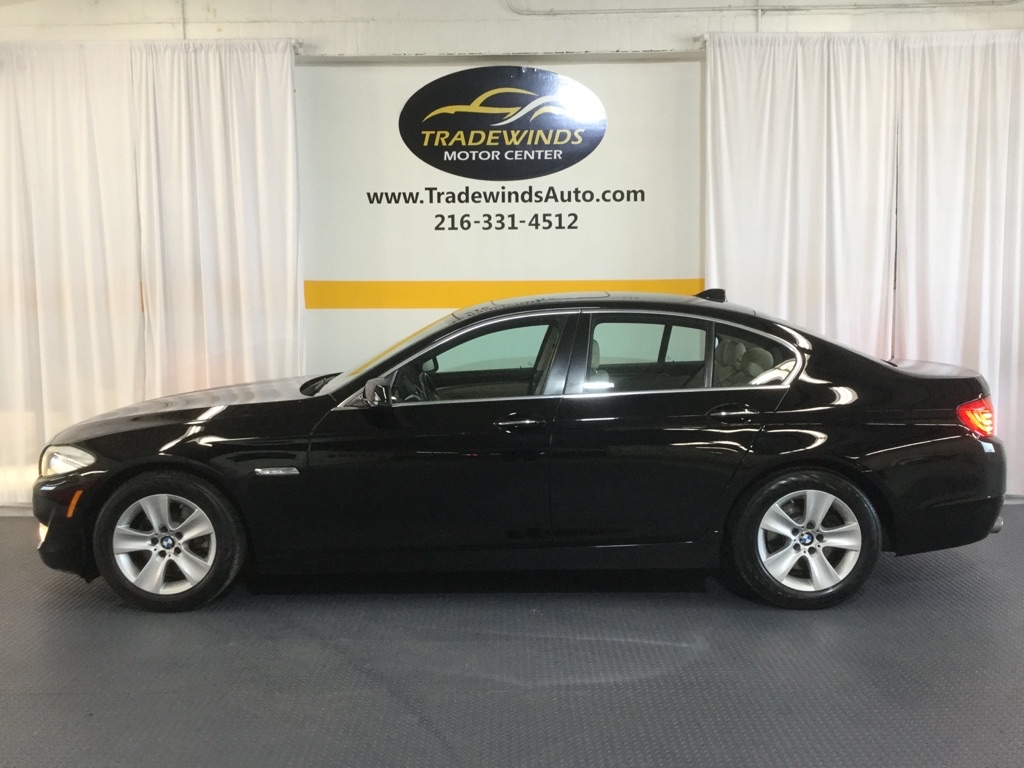 2011 BMW 528 I for sale at Tradewinds Motor Center