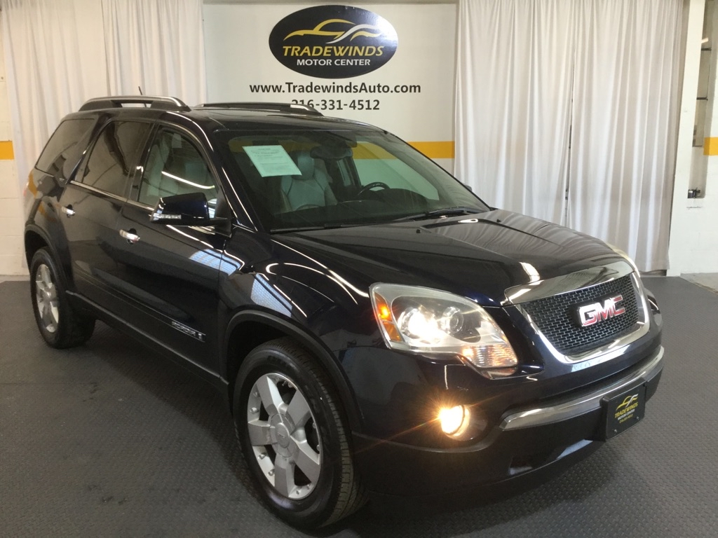 2008 GMC ACADIA SLT-2 for sale at Tradewinds Motor Center