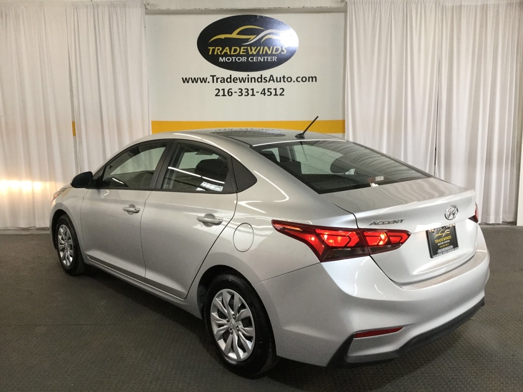 2018 HYUNDAI ACCENT SE for sale at Tradewinds Motor Center