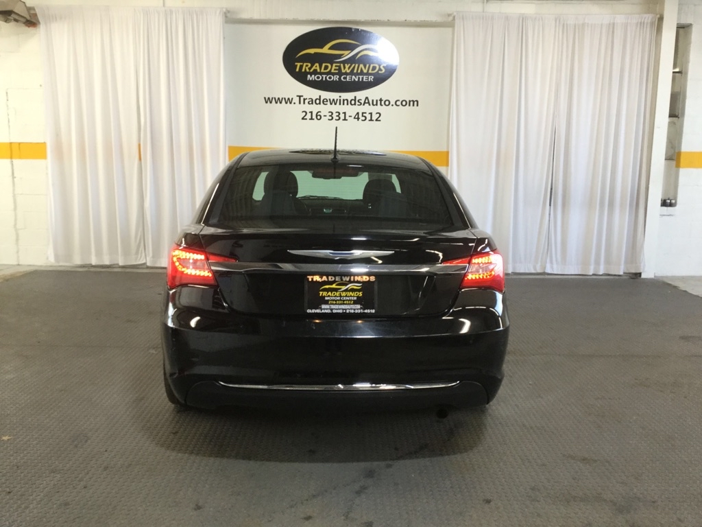 2013 CHRYSLER 200 TOURING for sale at Tradewinds Motor Center