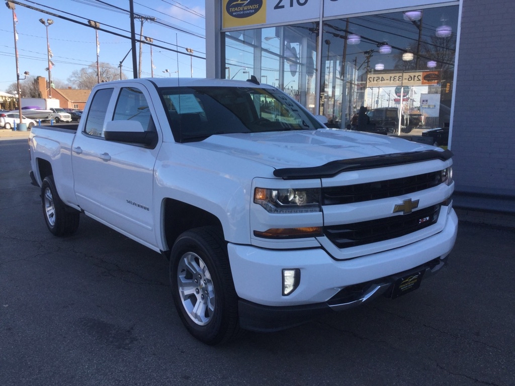 2016 CHEVROLET SILVERADO 1500 LT Z71 for sale at Tradewinds Motor Center