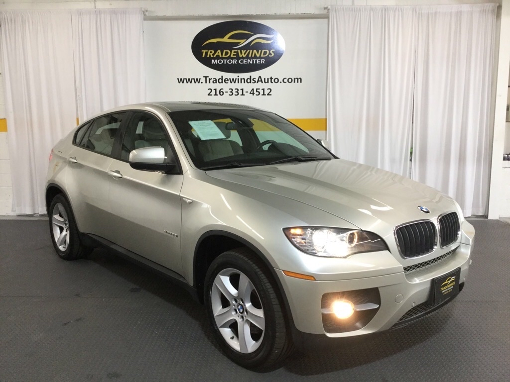 2010 BMW X6 XDRIVE35I for sale at Tradewinds Motor Center