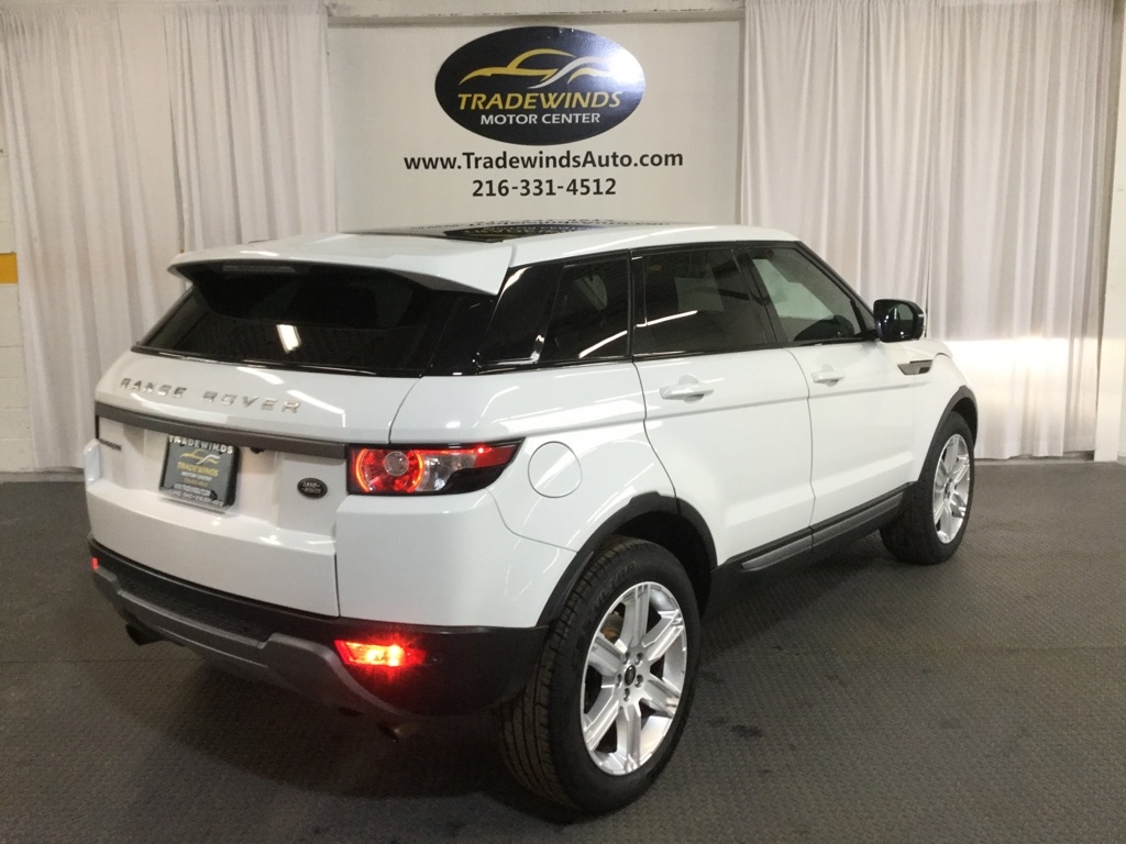 2013 LAND ROVER RANGE ROVER EVO PURE PREMIUM for sale at Tradewinds Motor Center