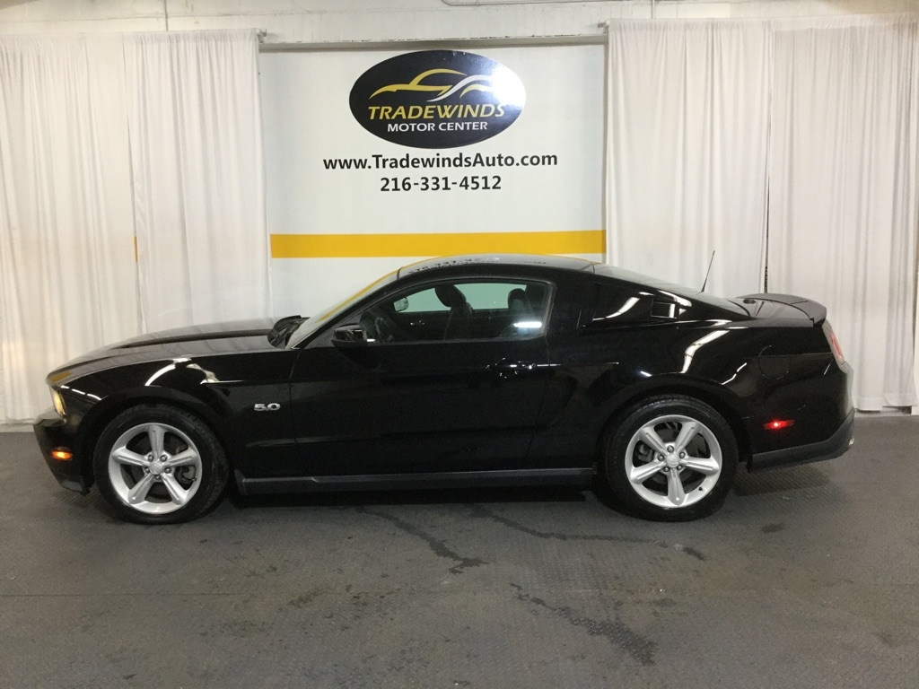 2011 FORD MUSTANG GT for sale at Tradewinds Motor Center