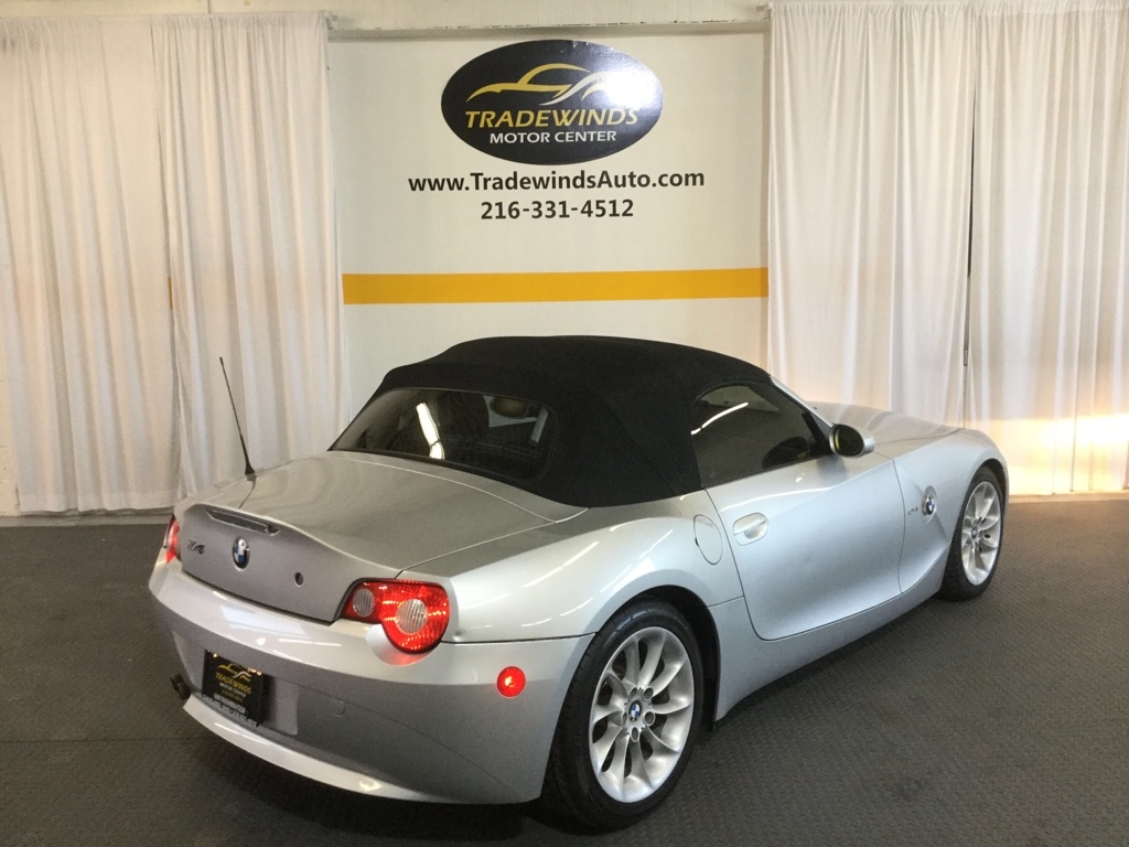 2005 BMW Z4 2.5 for sale at Tradewinds Motor Center