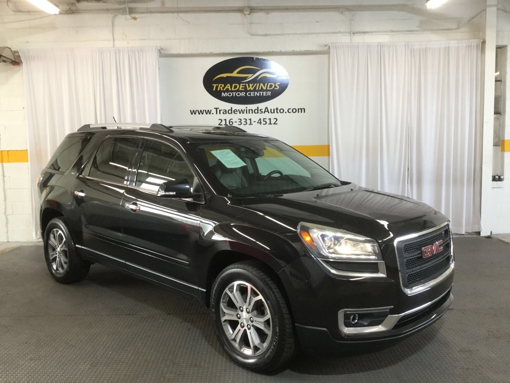 2015 GMC ACADIA SLT-1 for sale at Tradewinds Motor Center