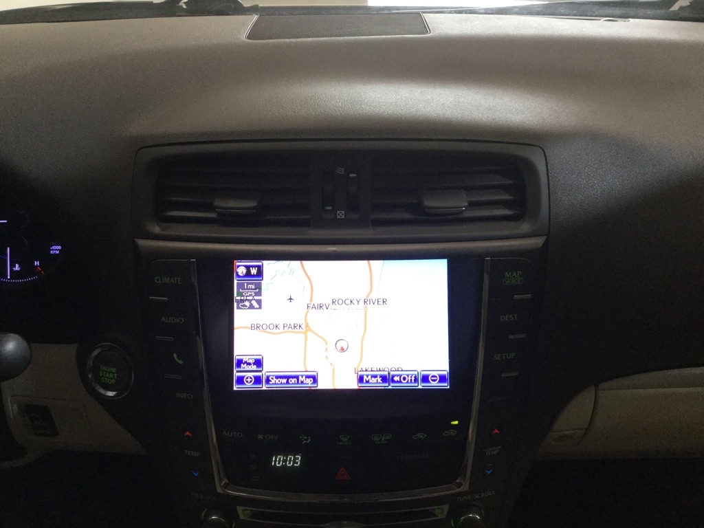 2013 LEXUS IS 250 for sale at Tradewinds Motor Center