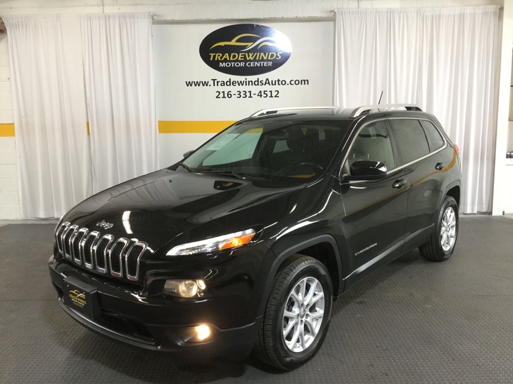 2015 JEEP CHEROKEE LATITUDE for sale at Tradewinds Motor Center
