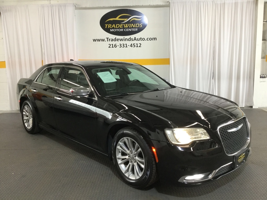 2016 CHRYSLER 300C  for sale at Tradewinds Motor Center