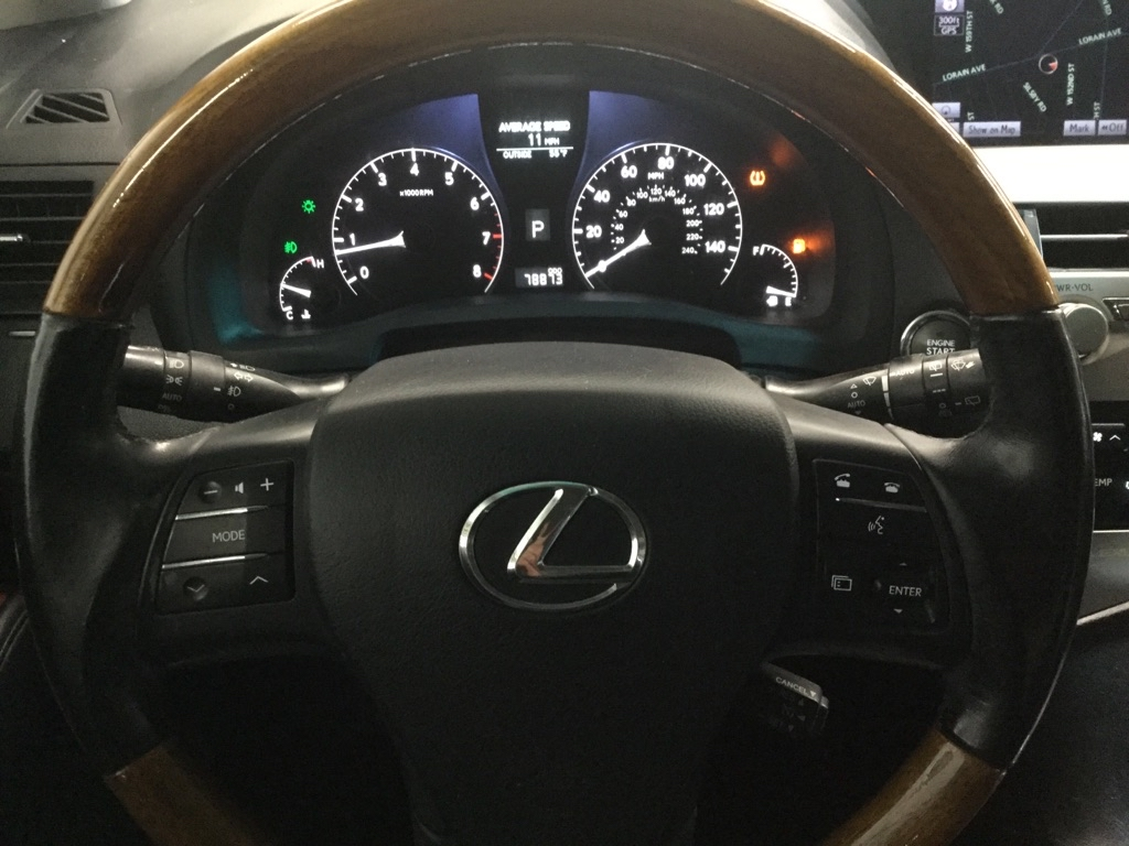 2010 LEXUS RX 350 for sale at Tradewinds Motor Center