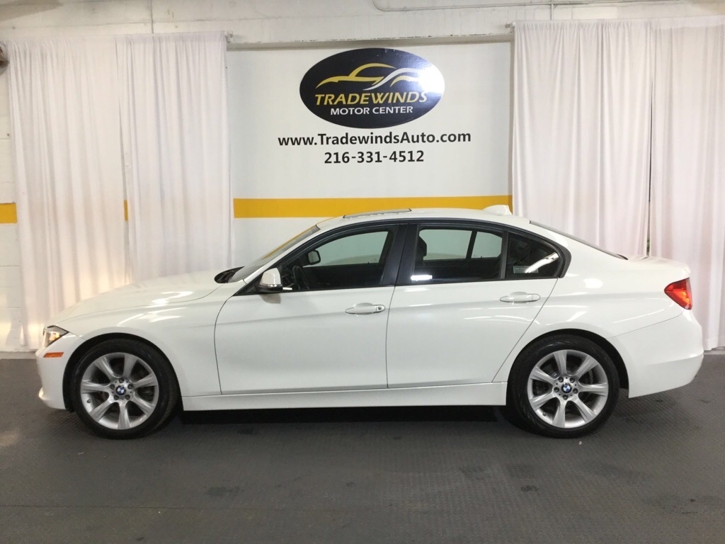 2015 BMW 328 XI SULEV for sale at Tradewinds Motor Center