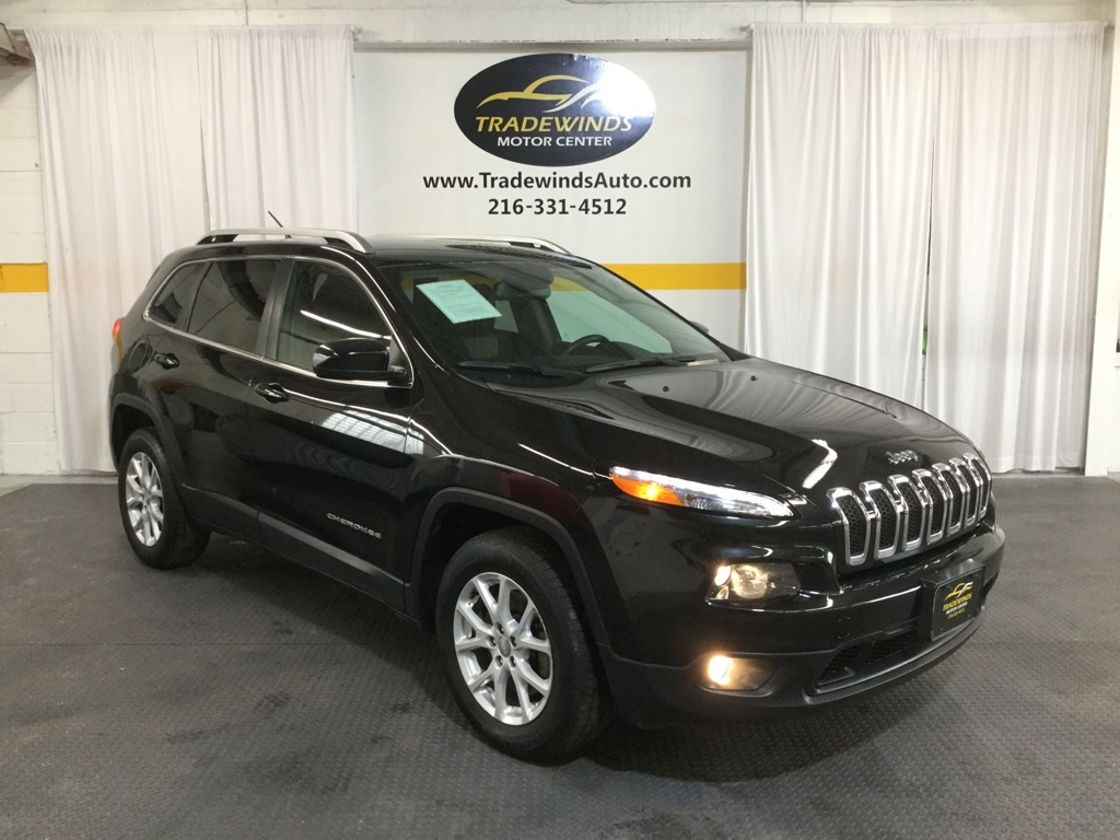 2014 JEEP CHEROKEE LATITUDE for sale at Tradewinds Motor Center