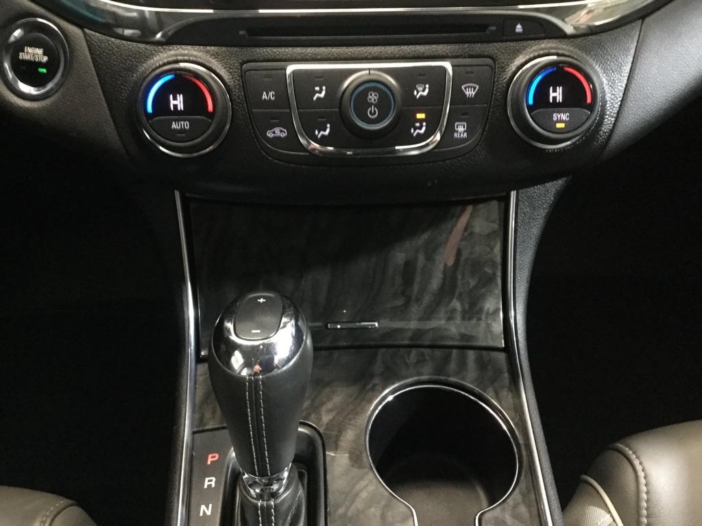 2015 CHEVROLET IMPALA LTZ for sale at Tradewinds Motor Center