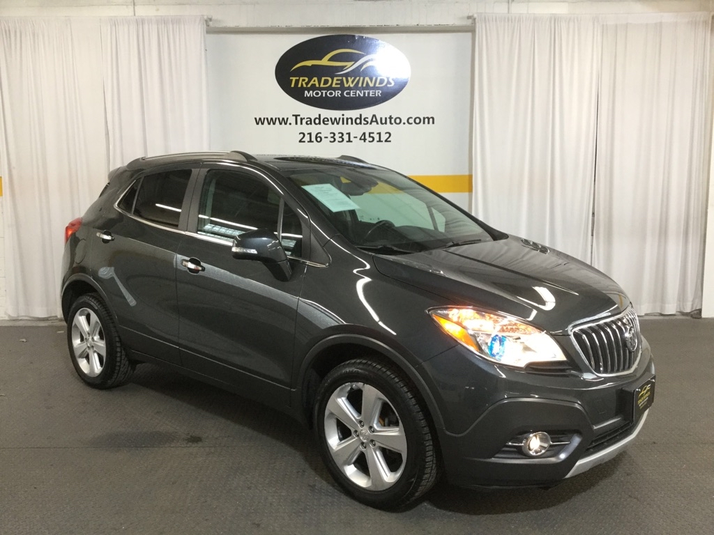 2016 BUICK ENCORE CONVENIENCE for sale at Tradewinds Motor Center