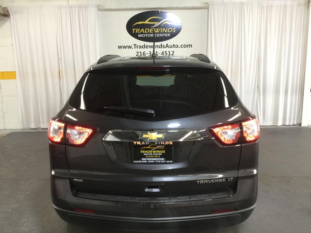 2014 CHEVROLET TRAVERSE LT for sale at Tradewinds Motor Center
